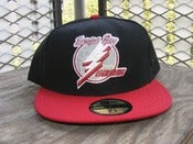 Image of Tampa Bay Lightning New Era Fitted Size 7 7/8