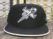 Image of Alberdeen Ironbirds New Era Fitted Size 7 3/4