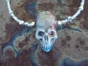 Image of Jewelry, 'Tête de Mort' Necklace