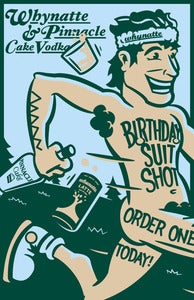 "Image of Whynatte ""Birthday Suit"" Print (18x24)"
