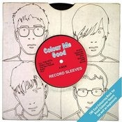 Image of RECORD SLEEVES COLOURING IN BOOK
