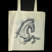 Image of 'HORSE' TOTE BAG