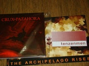 Image of Crux / Pazahora split CD