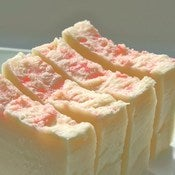 Image of Cherry Blossom Olive Oil Soap Bar (Vegan) (Palm Free)