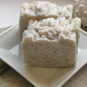 Image of Spiced Mahogany Olive Oil Soap Bar (Vegan)