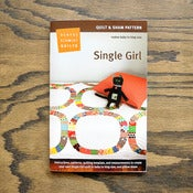 Image of Denyse Schmidt : Single Girl : Quilt &amp; Sham Pattern