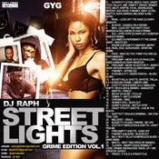 Image of DJ Raph - Street Lights Grime Edition Vol.1