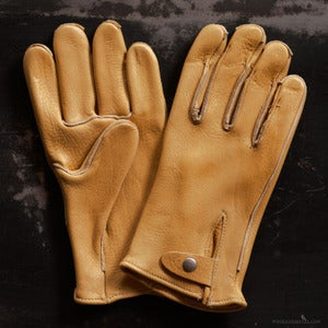 Image of Geier Glove Co. Elkskin Heavy Duty Work Glove