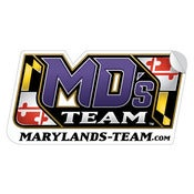 Image of MD's Team Sticker