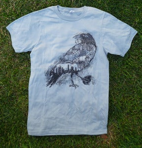 Image of Urban Corvus Shirt- Storm Gray