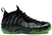 Image of Nike Air Foamposite One - Black/Electric Green
