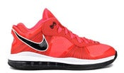 "Image of Nike LeBron 8 V2 Low ""SOLAR RED"""