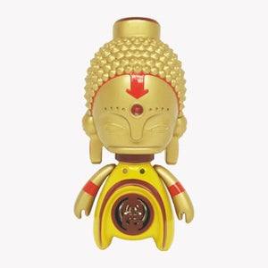 Image of Asia MiniGod designer Toy + Speaker 5.5 inch