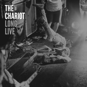 "Image of THE CHARIOT - Long Live - 12"" WHITE LIMITED LP"