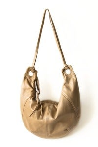 Image of HOBO- Recycled Leather Bag