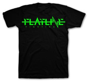 Image of Flatline Fighting Sponsorship Shirt