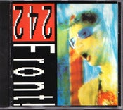 Image of FRONT 242-Never Stop CD/ Rare Out Of Print!