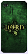 Image of Hord - Iphone 3/4 hard case - limited edition
