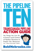 Image of Stop Pipeline Action Guide and Bumper Sticker