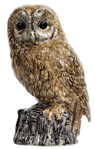 Image of TAWNY OWL MONEY BANK