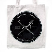 Image of SemiDomesticated Tote Bag