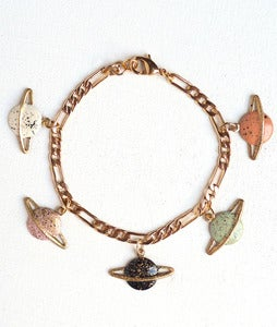 Image of Saturn Bracelet