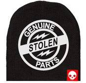 Image of Genuine Stolen Parts Beanie