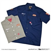 Image of Filter017 CREALIVE DEPT. Work Shirt For Male