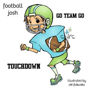 Image of Football Josh