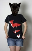 Image of Origami Fox T shirt (Girls)