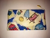 Image of Rosala Cosmetic Case - Beach Blanket Bingo (save $12)