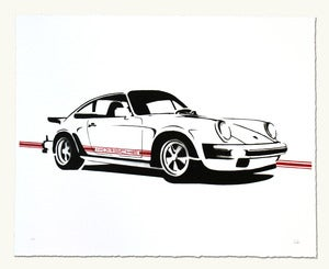 Image of Porsche 911SC (white)