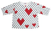 Image of Spider Heart Oversized T