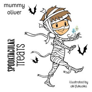 Image of Mummy Oliver