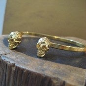Image of Skull Cuff