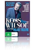 Image of Ross Wilson Live at the Palais Theatre DVD