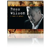 Image of Ross Wilson - I Come In Peace SIGNED!!!
