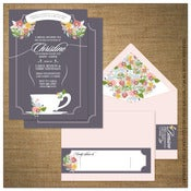 Image of Invitations | General<BR>{Tea For You}