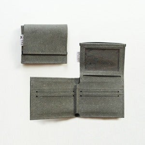 Image of R.L Billfold in Recycled Leather