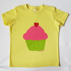 Image of CUPCAKE T-SHIRT