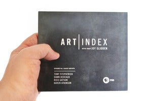 Image of Art Index - Episode No.1