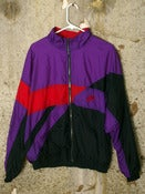Image of NIKE - Purple, Red, Black