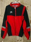 Image of Umbro - Red, Black, White