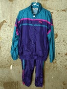 Image of FILA - Teal, Purple, Pink