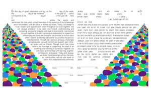 Two Mountains Ketubah