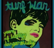 Image of Turf War - Years of Living Dangerously CD