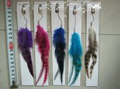 Image of SALE! Clip In Feathers 5 colors ($15 set FREE Shipping)