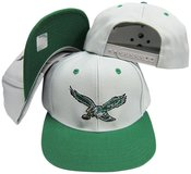 Image of EAGLES VINTAGE SNAPBACK