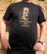 "Image of Men's Fourth Of July ""Ben Franklin"" T-Shirt"
