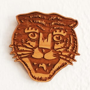 Image of Tiger Brooch